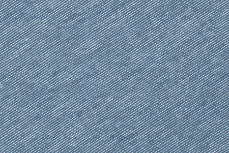 Blue and white striped cotton polyester texture background