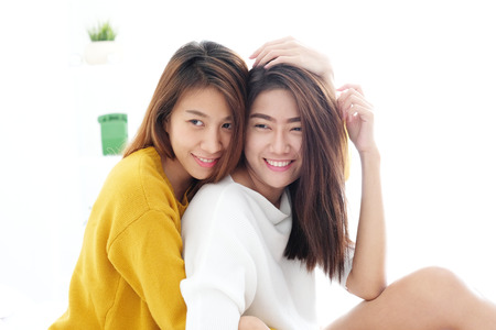 Asian lesbians dating