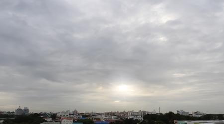 strom: Strom cloud sky for background