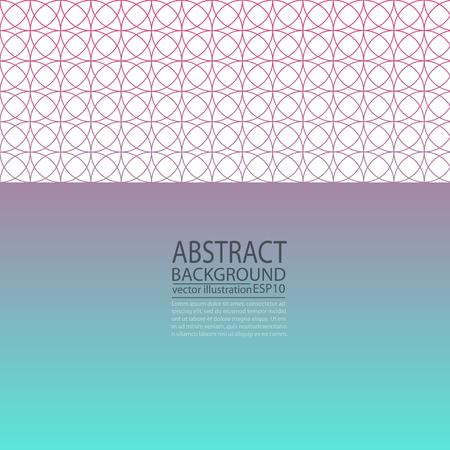 スクリーンセーバー、バナー、記事、ポスト、テクスチャ、パターンのための抽象的な幾何学的背景紫色と青色の円...