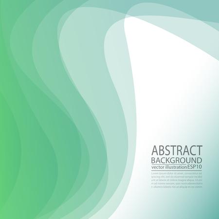 抽象的な線やスクリーン セーバー、バナー、記事、記事、テクスチャ、パターンのストライプと幾何学的な緑の背景.  イラスト・ベクター素材