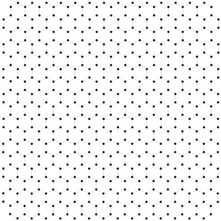 Background in the form of a graphene lattice