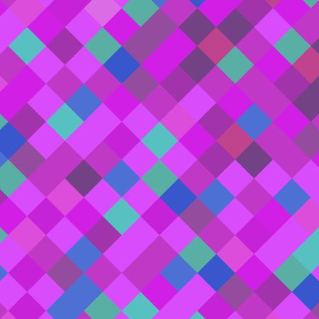 Ultraviolet background of squares - vector eps10 Illusztráció