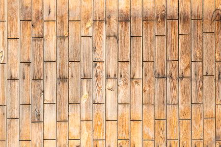 Wooden brown old vintage background. Vertical rect boards.