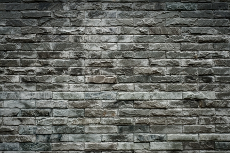Rough brick wall dark background Stock Photo - 24144533