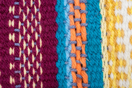 crafting: Knitted Pattern Crafting Texture
