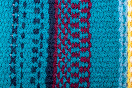 fancywork: Knitted Pattern Crafting Texture