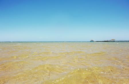 horison: Horison line, Red Sea, Summertime