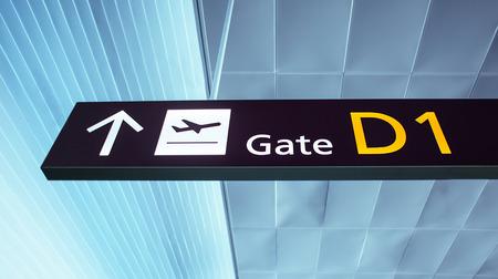ウクライナの空港のベンチ。空港のインテリア。