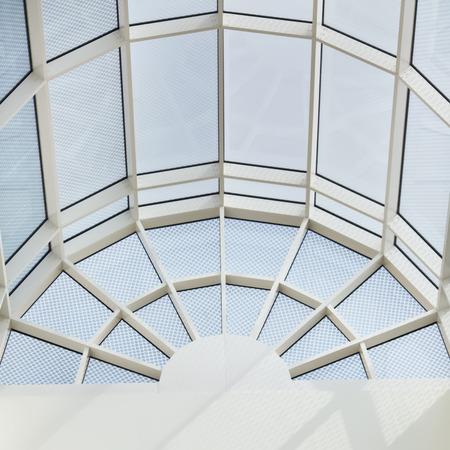 atrium: Atrium in mall