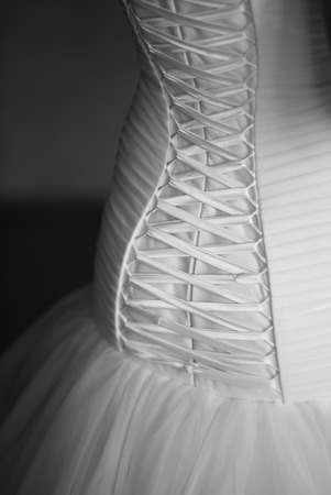 marriageable: Bridal gorgeous dress.
