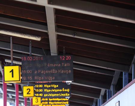destinations: bus terminal.names of destinations