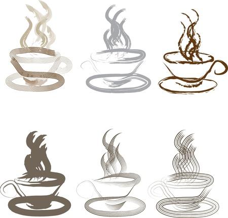 coffee Stock Vector - 13042809