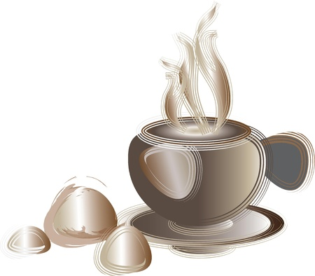 coffee Stock Vector - 13042821