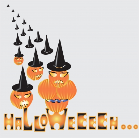 halloween Stock Vector - 15716522