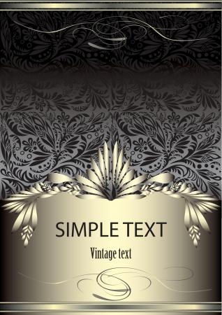 vintage luxury (eps10) Stock Vector - 17081102