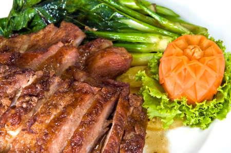 Sliced Pork Recipe Chinese Chinese Baked Sliced Pork