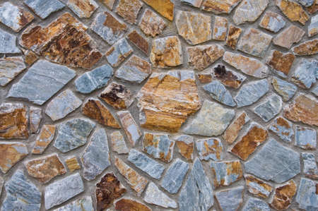 Stone wall. photo