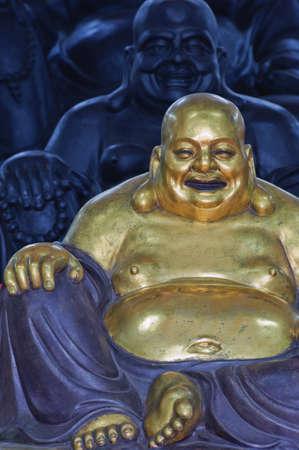 Fat buddha. photo