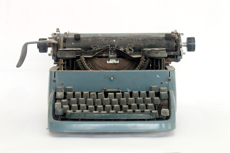 maquina de escribir: vieja máquina de escribir algas
