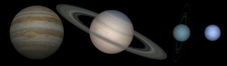 external: external solar system