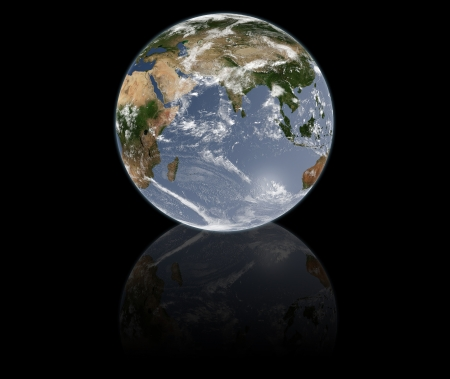 Erde Vektorgrafik