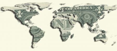planisphere: dollars planisphere