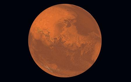 mars: Planet Mars