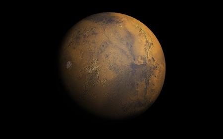 화성 행성 스톡 콘텐츠 - 30173584