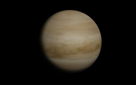 Venus planet Vector