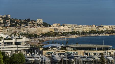 city of Cannes photo