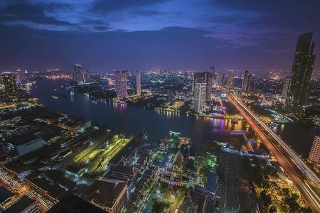 phraya: Chao Phraya de Bangkok