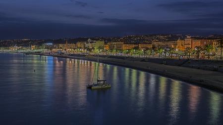 nice: City of Nice Editorial