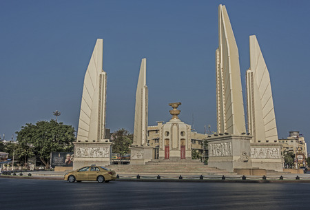 democracy Monument: Democracy Monument Bangkok