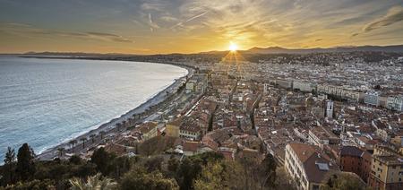 City of Nice panorama