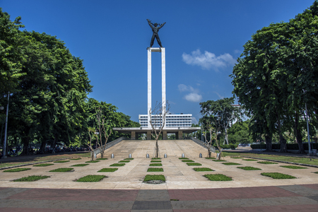 West New Guinean Liberation Monument in Jakarta