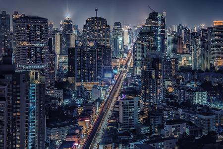 district: Sukhumvit district in Bangkok