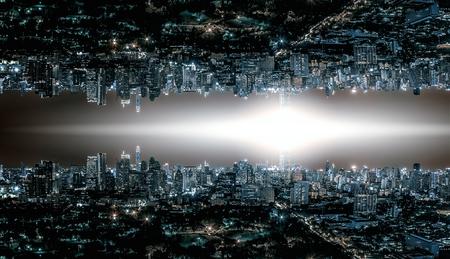 Teoria nauki o wszechświecie równoległym