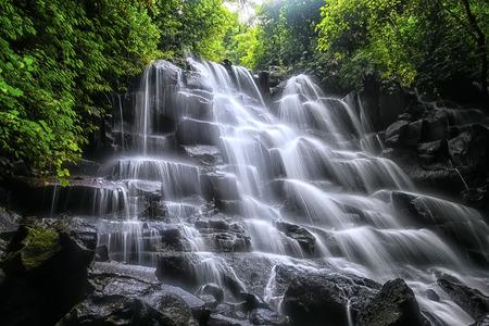 Kanto Lampo waterfall in Bali