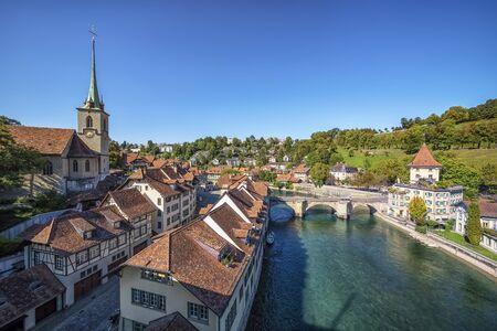 City of Bern in Switzerland Banque d'images