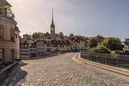 City of Bern in Switzerland