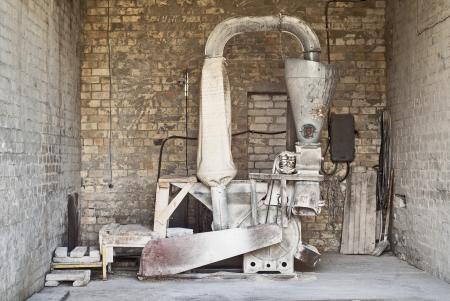 electric corn mill  photo