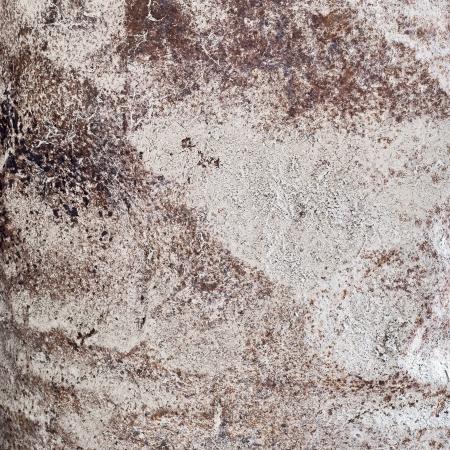 old metal rusty barrel  textured background