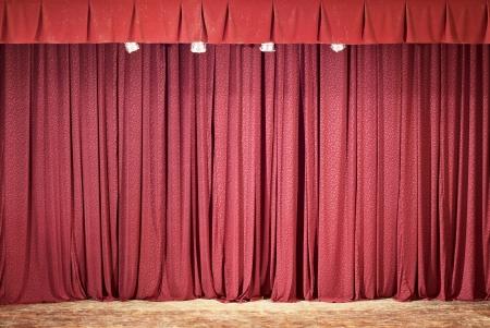 Red th��tre rideau
