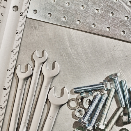 tools for working with metal photo