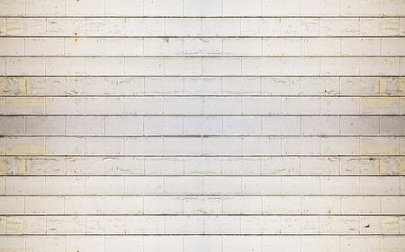 jaune blanc mur de briques de base