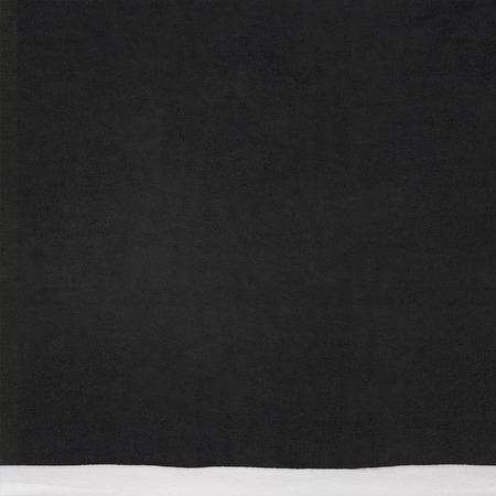mur en stuc noir et la neige texture de fond Banque d'images