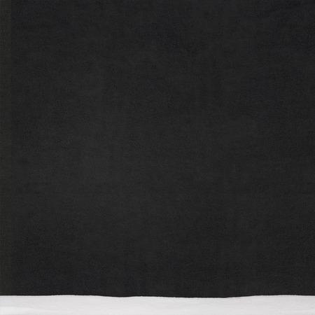 schwarze Mauer und Schnee Textur Hintergrund