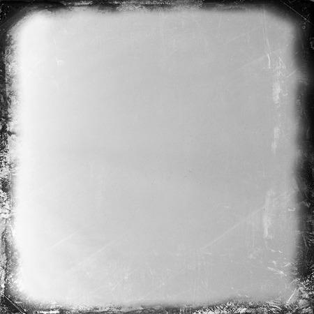 Schwarz-Weiß-Mittelformat-Film-Hintergrund mit Getreide und Lichtleck Standard-Bild - 39537956