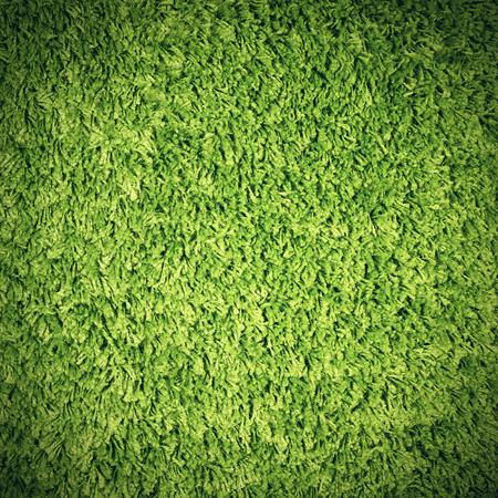 Vert moelleux tapis de fond texture vignette Banque d'images